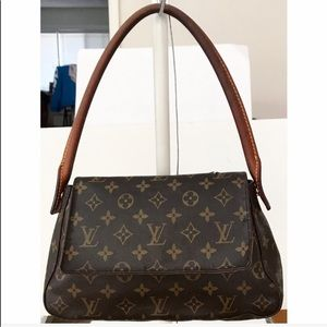 Authentic LV Mini Shoulder Bag